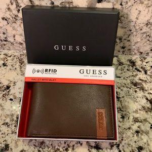 NIB Guess RFID Protection Wallet